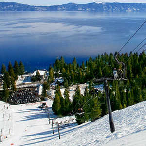 Homewood Ski Resort Laketahoe