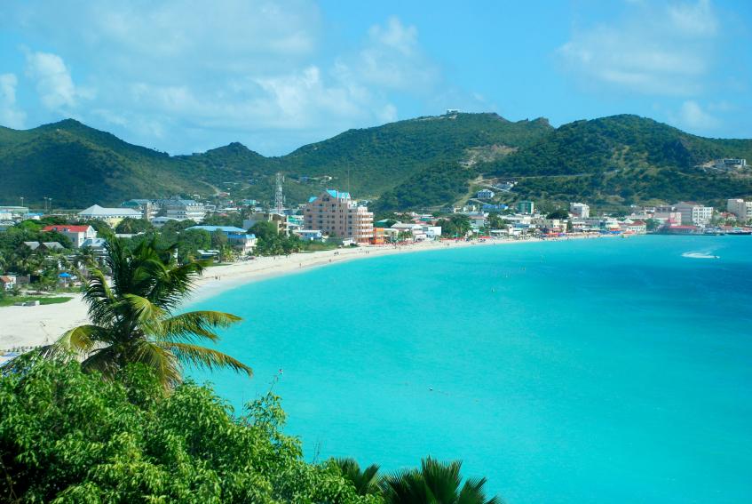 St. Maarten, Caribbean