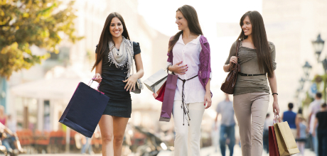 Best Shopping Locations