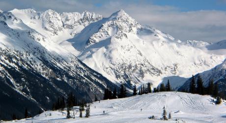 Whistler Blackcomb, BC